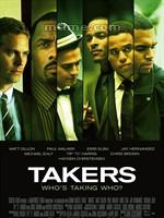 Мальчики-налетчики // Takers (2010)