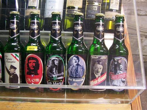 """Пиво """"Гитлер"""""""