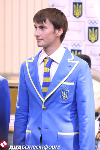 украинские олимпийские костюмы