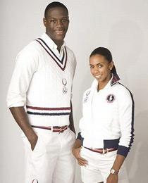 американские олимпийские костюмы